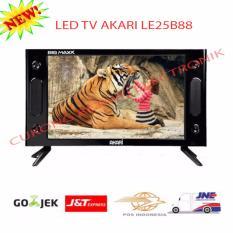 AKARI LE-25B88 LED TV 24 INCHI - Hitam-RESMI