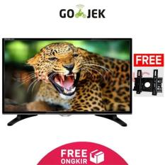 Akari LE-3289T2 Digital LED TV 32 Inch DVB-T2 HD Ready Murah