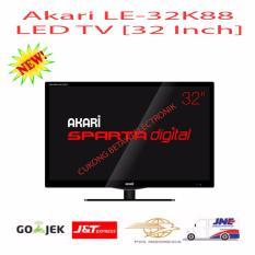 Akari LE-32K88 LED TV [32 Inch]-PROMO