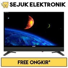 Akari LE-32K88 TV LED Kirana Series Simple Stylish - 32 Inch (JADETABEK ONLY)