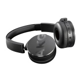 Harga Akg Bluetooth Headphone Y50Bt Hitam Baru Murah
