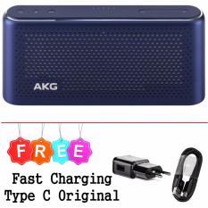 AKG Speaker S30 All-in-One Speaker Portable Bluetooth + Gratis Fast Charging Type C
