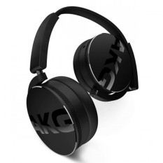 Spesifikasi Akg Y50 Headphone Black Bagus