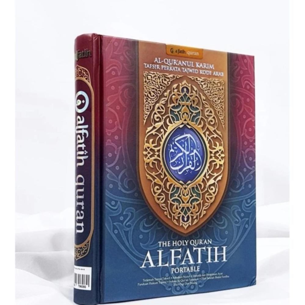 Al Quran Al Fatih Terjemah Perkata & Tajwid Kode A5