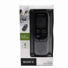 Beli Alat Perekam Suara Sony Icd Px240 Asli Dan Bergaransi Baru