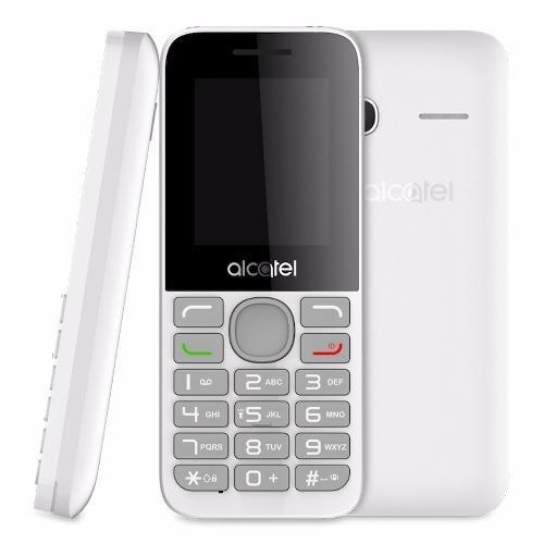 Spesifikasi Alcatel 1054 D Dual Sim Putih Paling Bagus