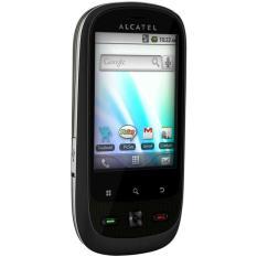 Alcatel OT-890D Dual GSM Resmi - Abu-abu