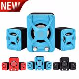 Daftar Harga Alcatroz Speaker Portable X Audio 2 1 Super Reflect Bass Biru Alcatroz