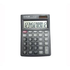 Penawaran Istimewa Alfa Link Calculator 12 Digits Cd 12 Grey Terbaru