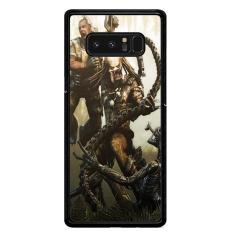 Alien Vs Predator Z0997 Samsung Galaxy Note 8 Custom Hard Case