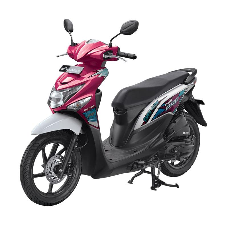 ALL NEW BEAT POP ESP CBS ISS PIXEL - VOICE MAGENTA BLACK KOTA BALIKPAPAN