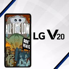 All Time Low don't panic B0073 LG V20 Case