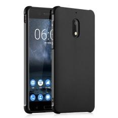Ulasan Lengkap Tentang Dibungkus All Drop Bukti Tpu Mobile Phone Case Untuk Nokia 6 Hitam Internasional