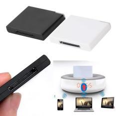 Jual Allwin Bluetooth A2Dp Musik Adaptor Receiver For Ipod Iphone 30 Tandai Dok Pembicara Putih Lengkap