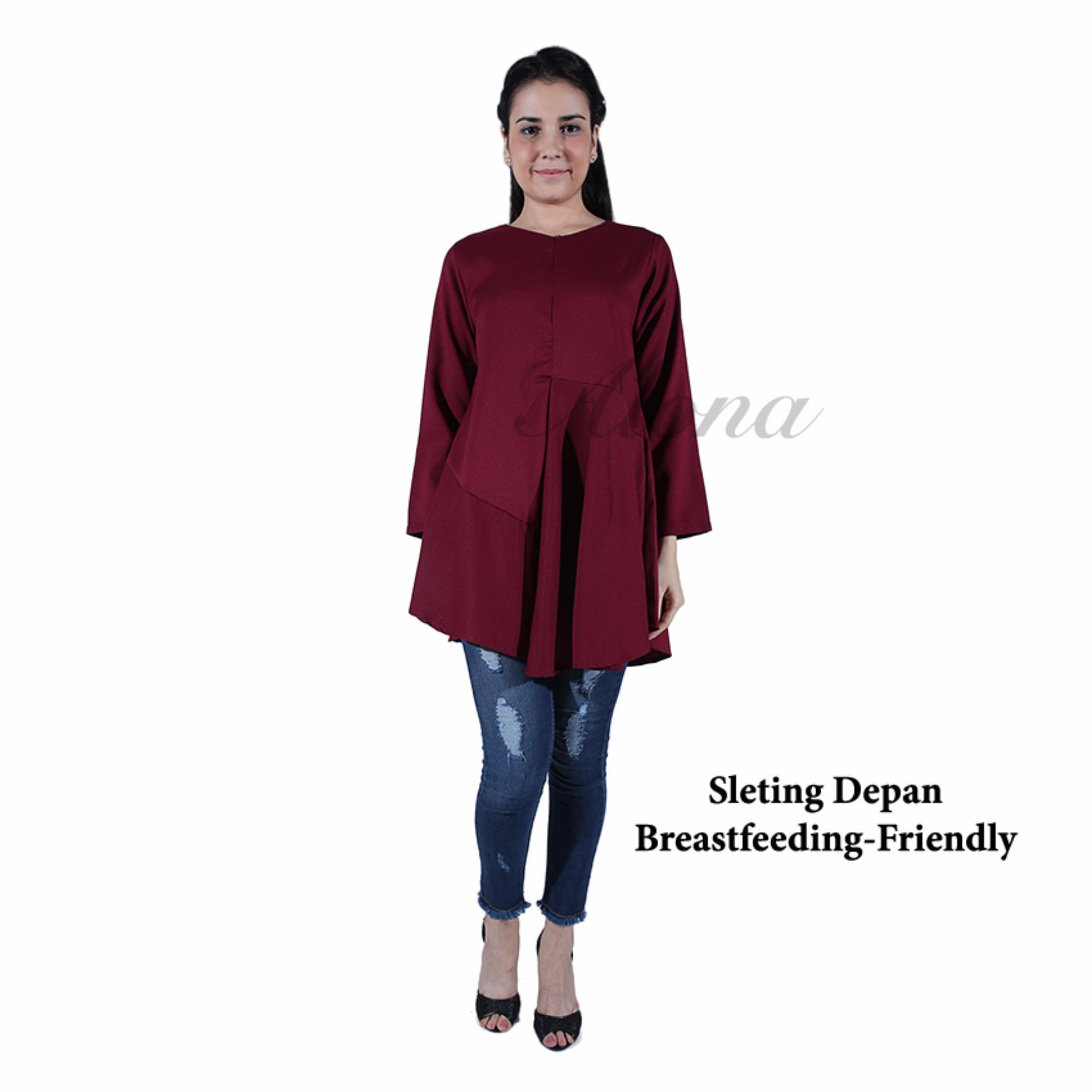 Jual Baju Menyusui Atasan Murah Garansi Dan Berkualitas