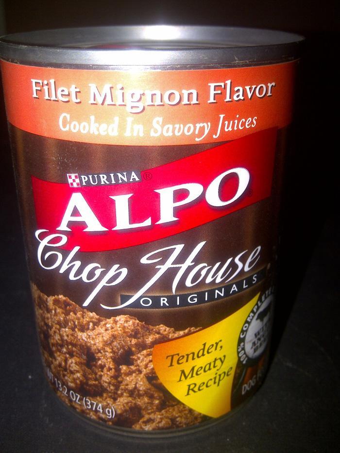 Alpo Chop House F.Mignon 374G (288)