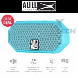 Spesifikasi Altec Lansing Imw257 Mini H2O Speaker Portable Waterproof Original Blue Yang Bagus Dan Murah