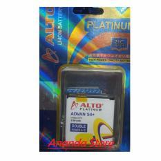 ALTO Double Power Baterai For Advan S4+ [3700 mAh]