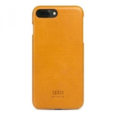 Alto Handmade Premium Italian Leather Case untuk Apple IPhone 8 Plus/iPhone 7 Plus Asli-Intl