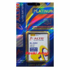 ALTO LG BL-54SH For LG G 3 Beat/L80/L90 [3800 mAh]  Double Power & Ic Baterai