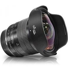 Pasir Gudang Foto 8 Mm F/3.0 Profesional Sudut Ultra Lebar Aspherical Fisheye Lensa untuk Nikon D500 D3200 D3300 D3400 d5200 D5300 D5500 D5600 D7100 D7200 D7500 DSLR Kamera-Intl