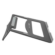 Penyangga laptop genggam Komputer macbook permukaan meja Rak charger HP sub-mac Alas Sepatu Penambah Tinggi tinggi Paduan alumunium adalah Lipat Radiator Dock Tempat Tidur Orang Malas Alat jahit portable pro dukungan penggunaan Umum