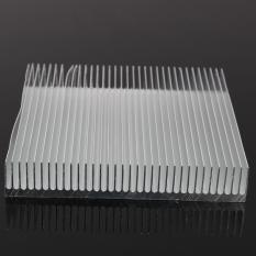 Harga Aluminium Wastafel Panas Dingin 90X15Mm For Memimpin Ic Konverter Dc Radio Transistornya Tenaga Intl Terbaru