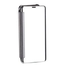 Aluminium Cermin Logam Case Cover Kulit untuk Samsung S8 Berbagai Ponsel (Perak)-Intl