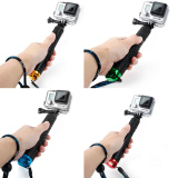 Jual Aluminium Tongkat Selfie Diperpanjang Tiang Teleskopis Genggam Monopod For Hero 1 2 3X4 5 6 Yi Sj4000 Merah