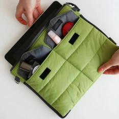 Amart Organizer Sleeve Pouch Storage iPad Bag Travel Ipad Mini Soft With Handles(Green) - intl