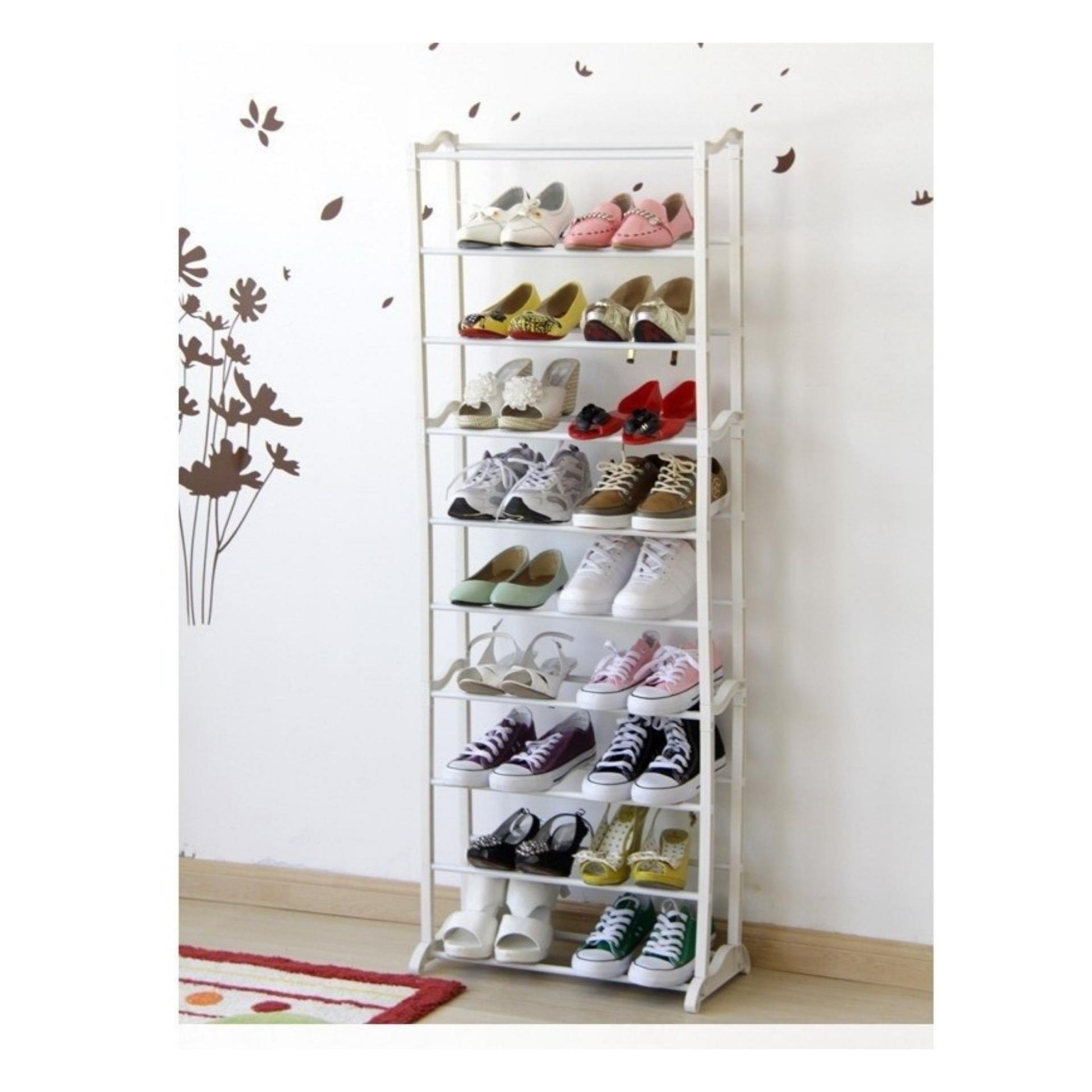 Amazing Shoes Rack 10 Tingkat (Rak Sepatu Ajaib)