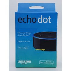 Jual Beli Online Amazon 2Nd Gen Echo Dot Alexa Voice Control Smart Ai Bluetooth Black