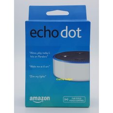 Jual Amazon 2Nd Gen Echo Dot Alexa Voice Control Smart Ai Bluetooth White Amazon Ori