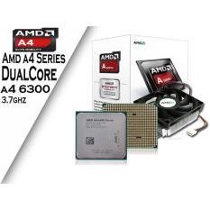 AMD A4 6300 Processor Dual Core 3.7Ghz FM2 Box