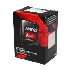 AMD A8 7650K Black Edition - Socket FM2+ - Hitam