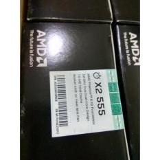AMD PHENOM II X2 555 3.2Ghz Cache 1MB 80W AM3 [Box] - HDZ555WFGMBOX