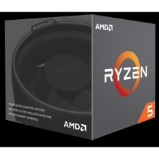 AMD Ryzen 5 1400 3.2Ghz Up To 3.4Ghz Cache 8MB 65W AM4 Box 4 Core With AMD Wraith Stealth 65W Cooler