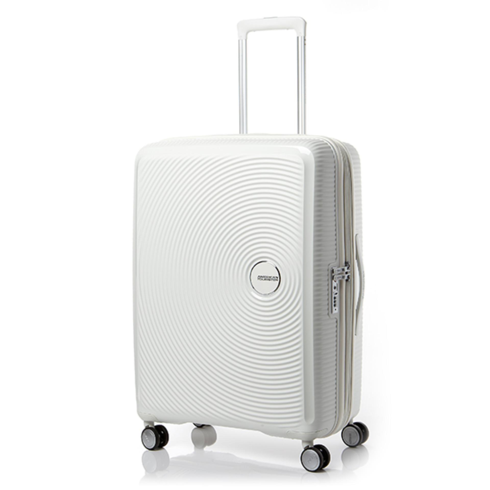 American Tourister Koper Curio Spinner 69/25 Exp TSA - White
