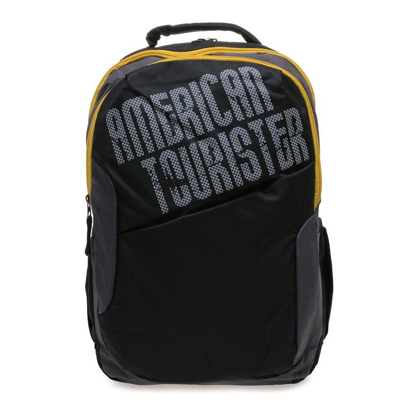 Beli American Tourister Tas Code Backpack Hitam Dengan Kartu Kredit
