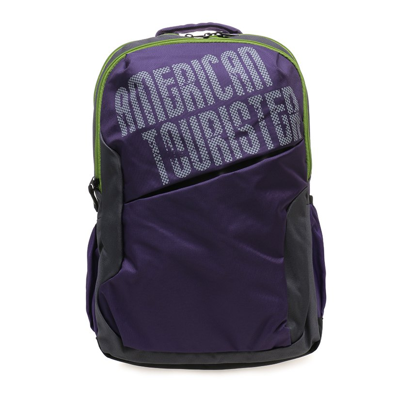 Diskon American Tourister Tas Code Backpack Ungu Branded