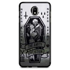 Amity Affliction Band L1344 Samsung Galaxy J3 Pro 2017 Custom Hard Case
