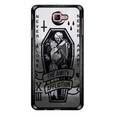 Amity Affliction Band L1344 Samsung Galaxy J7 Prime Custom Hard Case