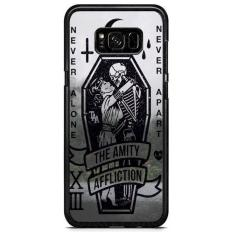 Amity Affliction Band L1344 Samsung Galaxy S8 Plus Custom Hard Case