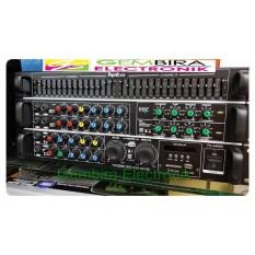 Ampli bluetooth firsclass FC A4000 BBE PROCESSOR power amplifier mixer karaoke sound