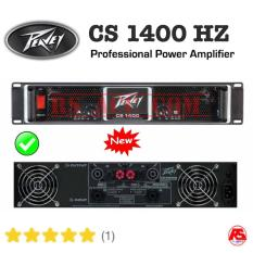 Ampli Power Peavey Cs 1400