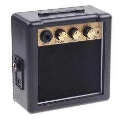 Review Amplifier Mini Gitar Elektrik 3W Pg 3 Black Di Jawa Tengah
