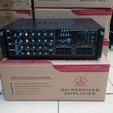 Diskon Amplifier Sa 3000 Usb Bbs Dki Jakarta