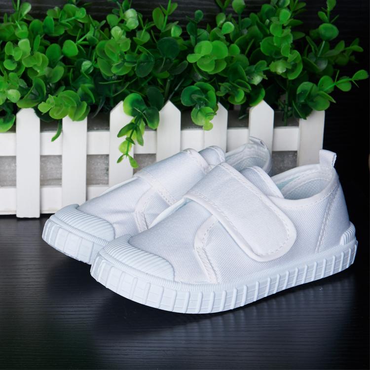 Anak Anak Laki Laki Perempuan Velcro Putih Sepatu Sepatu Yang Dilukis Dengan Tangan Other Diskon