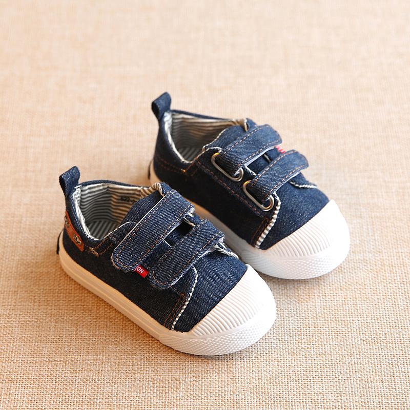Jual Anak Laki Laki Dan Perempuan Sepatu Sepatu Bayi Anak Anak Sepatu Kanvas Oem Di Tiongkok
