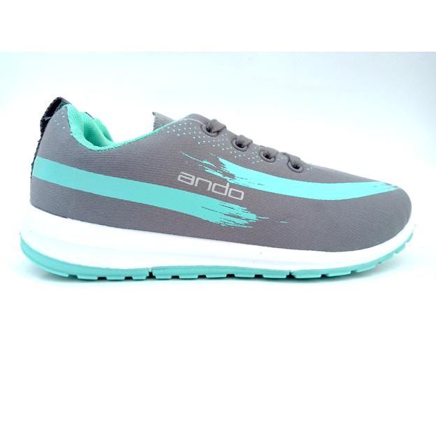 ANDO Lindsey Original - Sepatu Olahraga Wanita - Sepatu Lari Wanita - Sepatu Sekolah - Sepatu Ando - Sepatu Sneakers Wanita - Sepatu Kuliah  - Sepatu Senam Wanita - Sepatu Jogging Wanita - Sepatu Casual - Sepatu Anak Perempuan - Sepatu Bertali